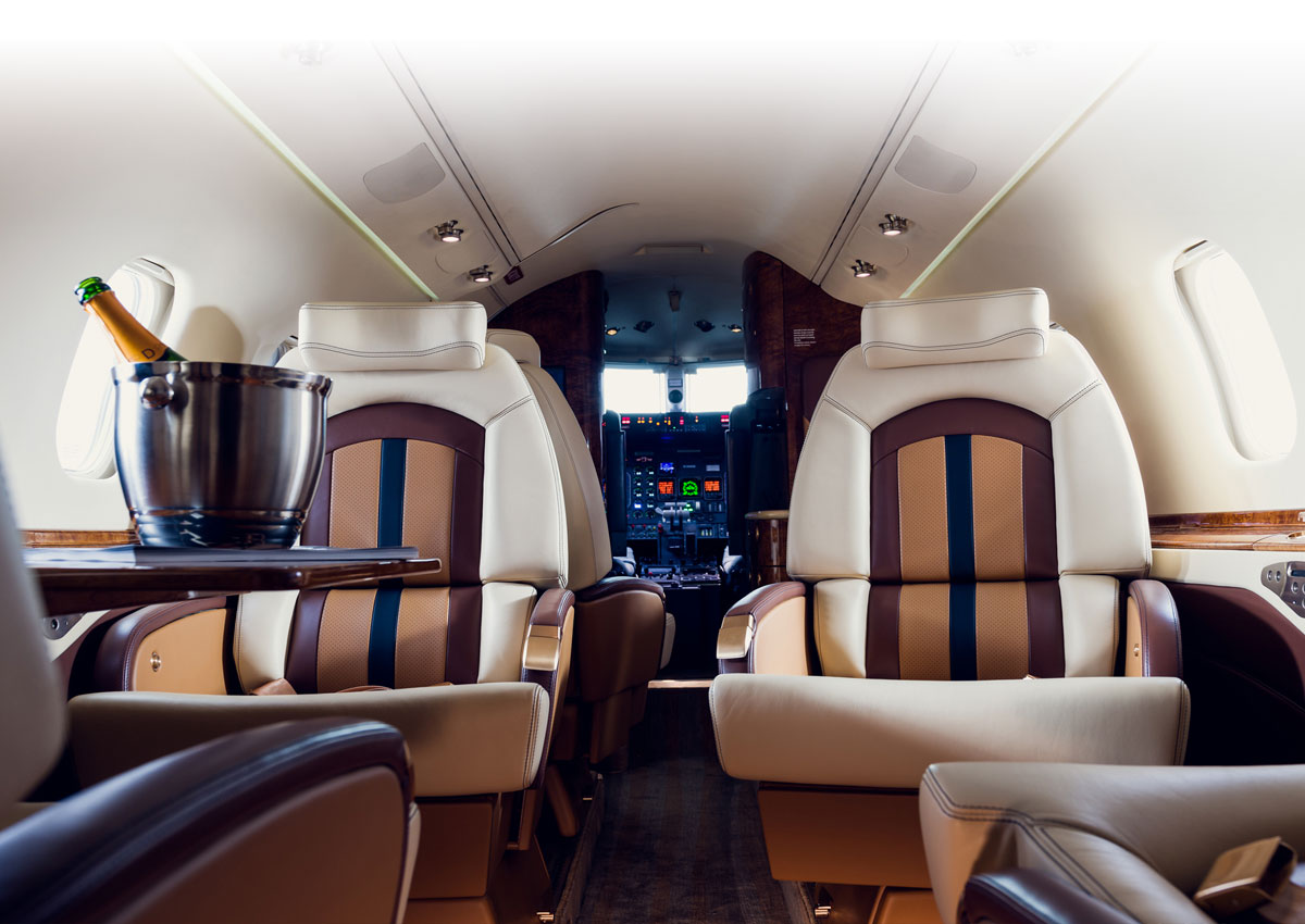 aircraft interior completions