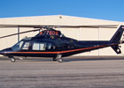 agusta helicopter a109 repaint