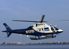 NYPD Agusta A119 Helicopter