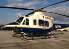 Bell 412 Helicopter Painting