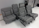 King Air C90 Cabin Chairs In Process Sequence