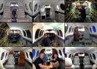 King Air C90 Foward Cabin In Process Sequence