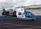 CareFlight Helicopter Exterior Paint