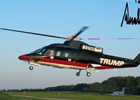 Donald Trump Helicopter Repaint Signature