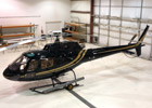 EuroCopter AS350 Paint Refinish