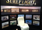 custom-designed VVIP aircraft chair