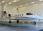 Learjet Paint Refinishing