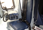 S-76 Medical Attendant Seat