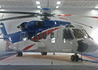 Sikorsky S92 Painting