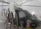 Helicopter Exterior Refinishing