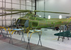 Helicopter Painting Hangar